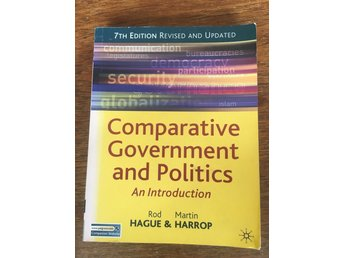 Comparative goverment and politics - an introduction