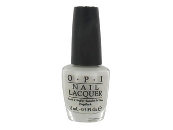 50% off! OPI O.P.I Nagellack Nail Polish IN THE CLOUDS White