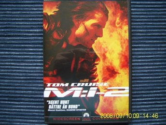 DVD - Mission : Impossible 2