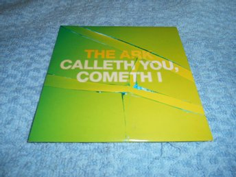 THE ARK - Calleth You, Cometh I (CD-singel) 2trk 2002 EX/EX