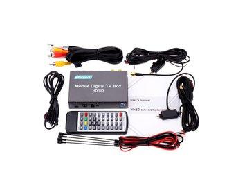 Digital tv till bilen