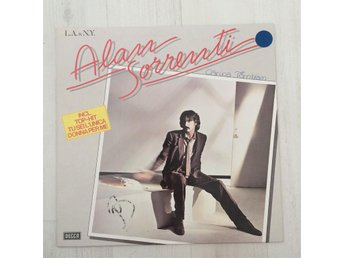 ALAN SORRENTI - L.A. & N.Y. (LP)