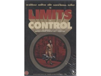 The Limits of Control - 2009 - OOP - DVD - NEW - Isaach De Bankole, Bill Murray - Bålsta - The Limits of Control - 2009 - OOP - DVD - NEW - Isaach De Bankole, Bill Murray - Bålsta