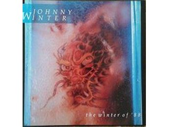 Johnny Winter titel* The Winter Of '88* Rock, Blues Rock EU LP