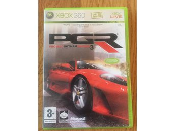 Project Gotham racing 3 - xbox 360 - Varberg - Project Gotham racing 3 - xbox 360 - Varberg
