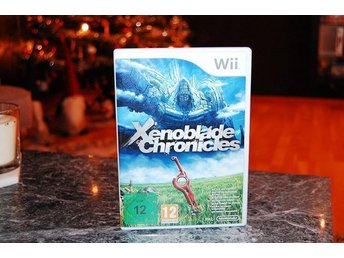 XENOBLADE CHRONICLES - WII / PAL