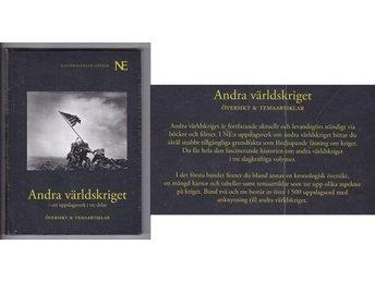ANDRA VÄRLDSKRIGET - ett uppslagsverk i tre delar. / SÖDERBERG, PER (huvudred.) - Falun - ANDRA VÄRLDSKRIGET - ett uppslagsverk i tre delar. / SÖDERBERG, PER (huvudred.) - Falun