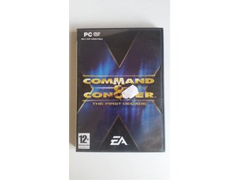 Command & Conquer - The First Decade - PC