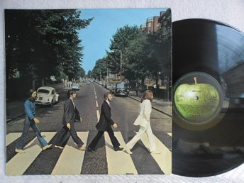 BEATLES - ABBEY ROAD - APPLE PCS 7088