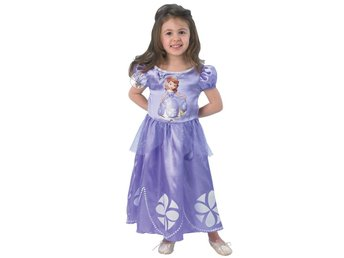 Sofia the First 110/116 cl (5-6 år) klänning Disney Princess prinsessa