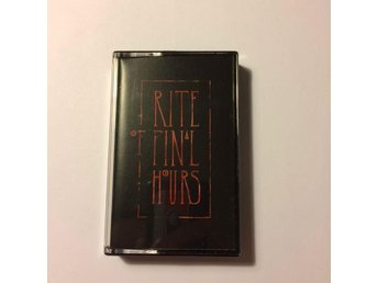Rite Of Final Hours - s/t (drone, doom, Sunn O))), Nadja) - Obbola - Rite Of Final Hours - s/t (drone, doom, Sunn O))), Nadja) - Obbola