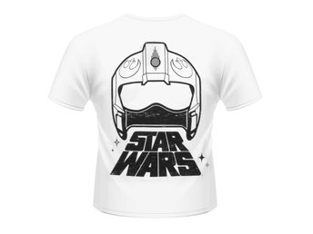 STAR WARS- X-WING FIGHTER REAR T-Shirt - Small