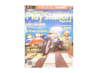 Svenska Playstation magasinet Nr 26