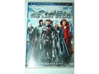 X-MEN 3 - The Last stand (2-disc DVD)