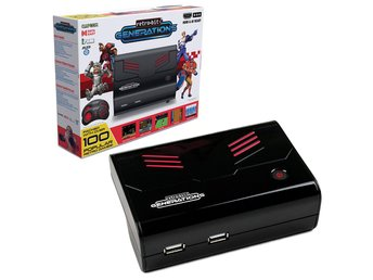 Retro-Bit Generations Plug & Play Console