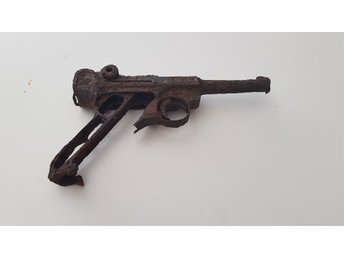 World war 2 Luger ww2