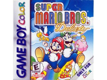 Super Mario Bros Deluxe - Gameboy Color