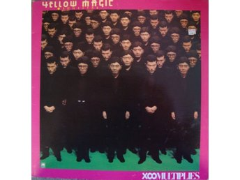 Yellow Magic Orchestra-X00 Multiplies 1980