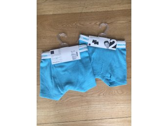 2x2-pack boys boxer 5/6år