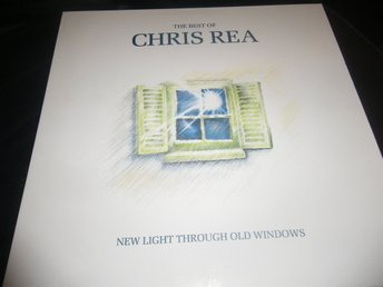 the best of chris rea newlight trough old winows lp