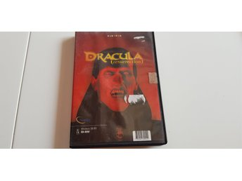 PC-spel CD-rom Dracula Resurrection