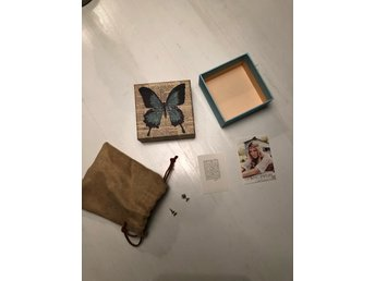 Carolina Gynning Butterfly messenger colletion