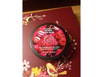The Body Shop Body Butter från Glossybox