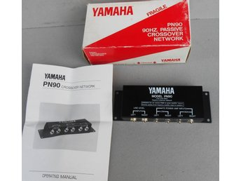YAMAHA PN90 90HZ PASSIVE CROSSOVER NETWORK