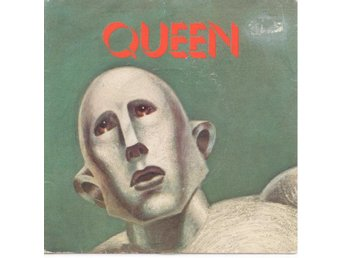"QUEEN - We Are The Champions  7"" Singel  UK"