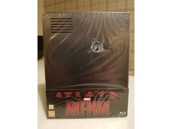 Ant man - Bluray Steelbook limited edition - Julklappstips - NY
