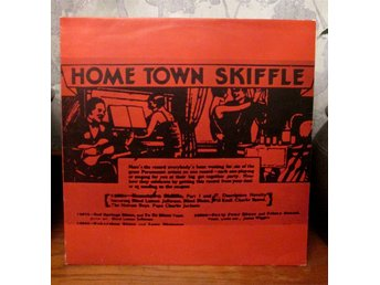 EARLY FOLK BLUES VOL 2 - HOME TOWN SKIFFLE *** RARE ***