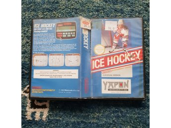 Ice Hockey - Hyrbox - Nintendo Yapon NES