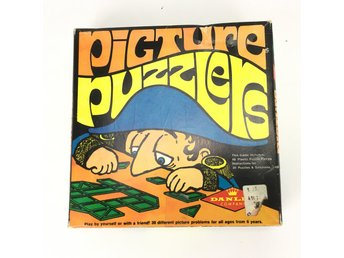 Retro dope, DANLEE Picture puzzelers