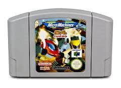 Micro Machines 64 Turbo - Nintendo 64