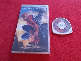 SPIDERMAN 3 FILM till Sony PSP