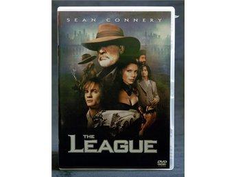 DVD The League (The League of Extraordinary Gentlemen) - Hässelby - DVD The League (The League of Extraordinary Gentlemen) - Hässelby