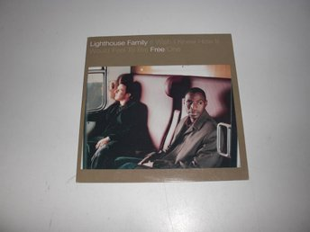 Lighthouse Family  -  I wish i knew how it would feel to be free  - CD Singel