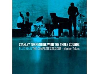 Turrentine Stanley & 3 Sounds: Blue hour 1960 (CD) Ord Pris 109 kr SALE