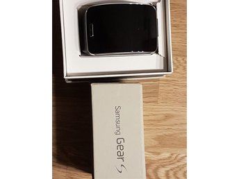 Samsung gear S Blue-Black  SM-R7500