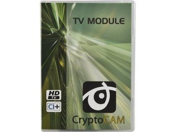 CI+ CryptoCam CA-Module TV Module Cryptoguard HD TV