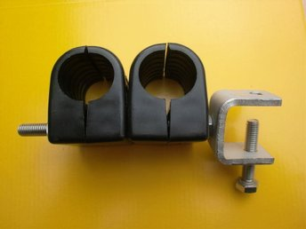 Feeder clamp 7/8""