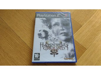 NYTT! PlayStation 2/PS2: Haunting Ground