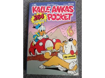Kalle Ankas pocket nr 93