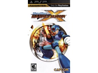 PSP - Mega Man: Maverick Hunter X (Beg)