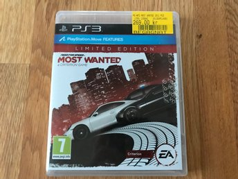 Spel PS3 - Need for Speed Most Wanted - NFS