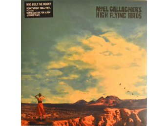 Noel Gallagher's High Flying Birds - Who Built The Moon NY LP