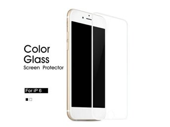 iPhone 6 Pansar Full-Fit CLEAR