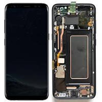 Samsung Galaxy S8 Plus LCD svart Original
