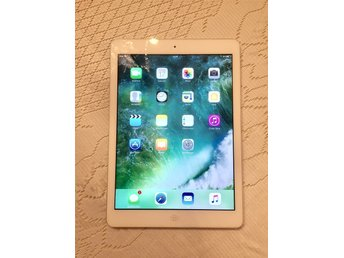 "Apple iPad Air 9,7"" 16GB Silver (nyskick)"