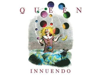 Queen: Innuendo (2 Vinyl LP)